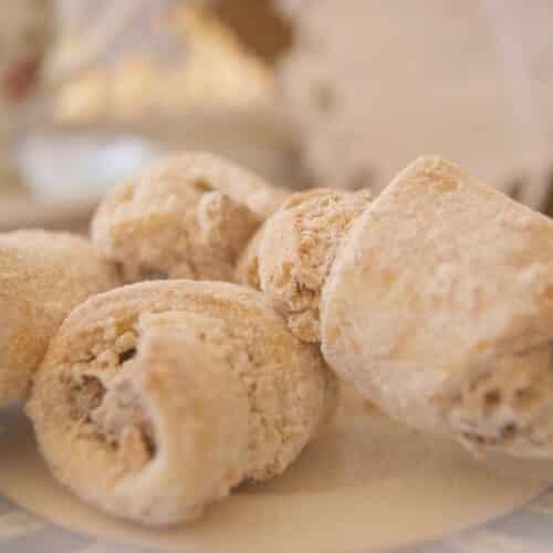 Mordovskiy Rolled Cookies Recipe
