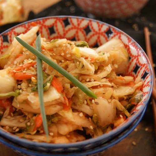 How to Make Kimchi in 4 Easy Steps