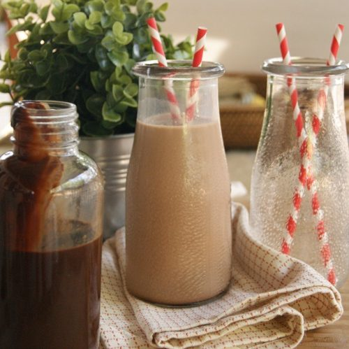 Homemade Chocolate Syrup (GAPS, Paleo)