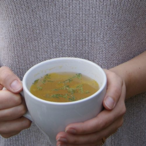 The healing properties of bone broth can be incorporated not just into soups. Find out what else can be made with bone broth.
