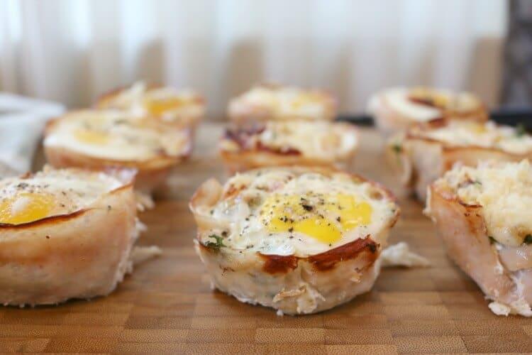 Low Carb Breakfast Kale Egg Cups Paleo Keto Gaps Whole