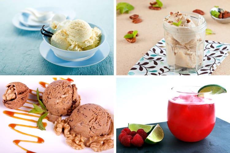 Cherry Vanilla Ice Cream from The Splendid Scoop