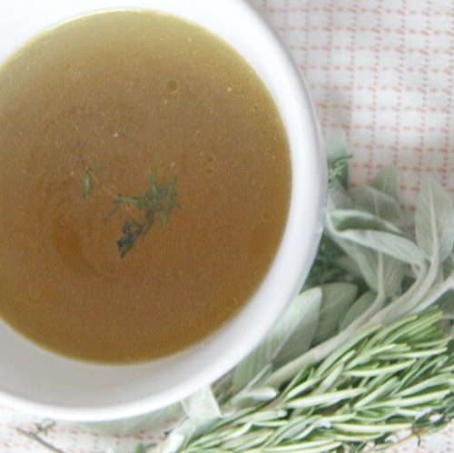The Makings of Bone Broth - learn simple techniques to make traditionally prepared bone broth three different ways.