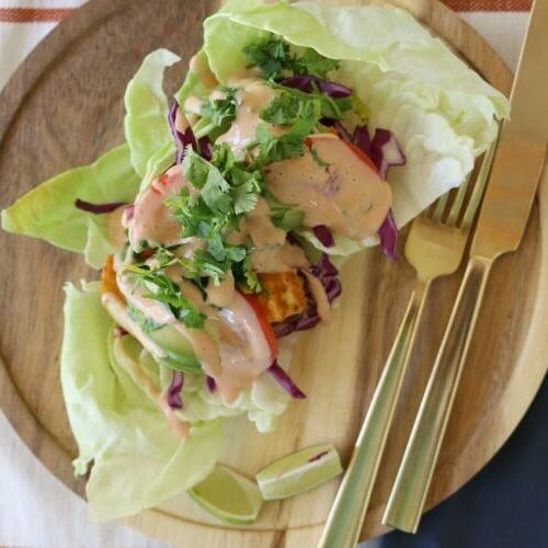 Cajun Fish Tacos (Paleo)