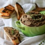 Easy Beef Liver Pâté Recipe (Whole30, Paleo, GAPS, Keto) -This Beef LiverPâté recipe is so easy - doesn't require soaking and yet full of flavor (not the liver-ey kind). #appetizer #whole30