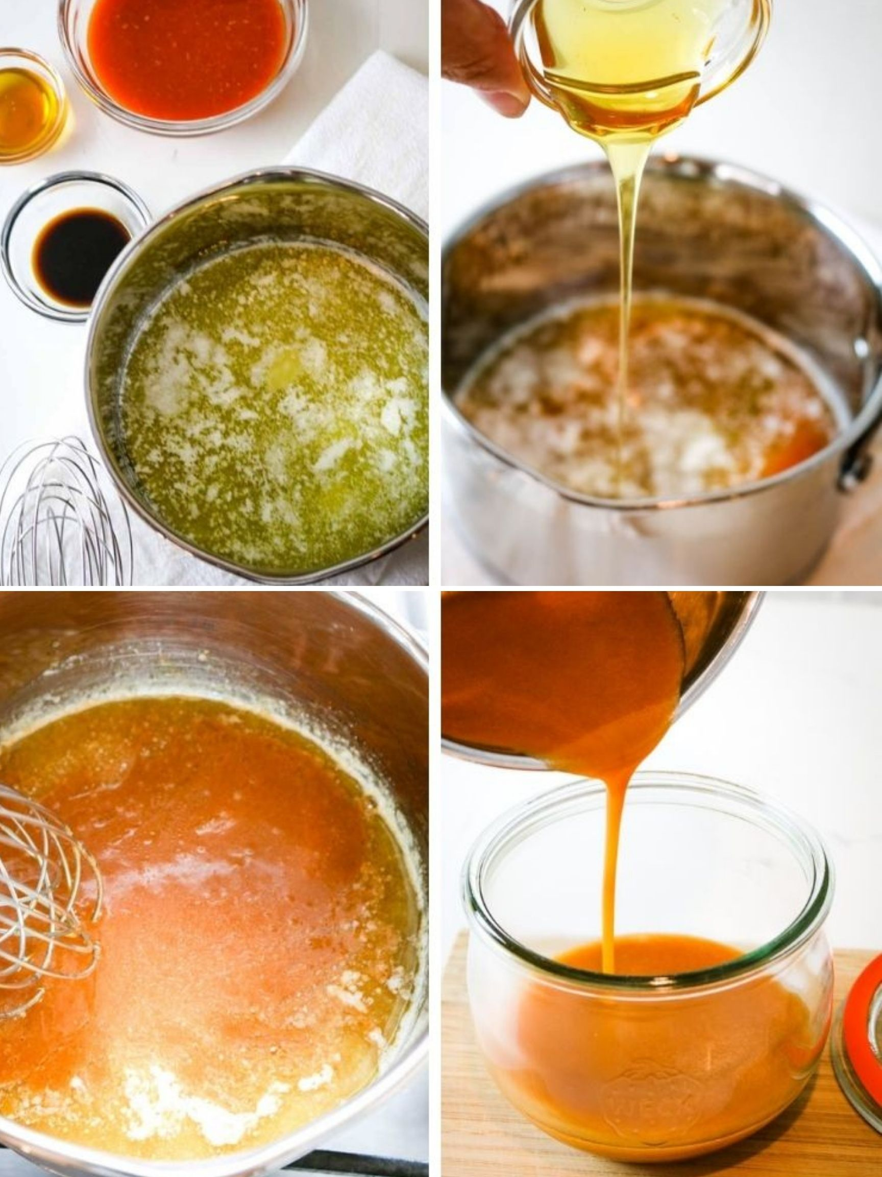 How to Make Homemade Buffalo Wing Sauce from Scratch in 3 easy steps