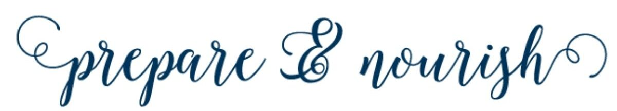 Prepare + Nourish logo